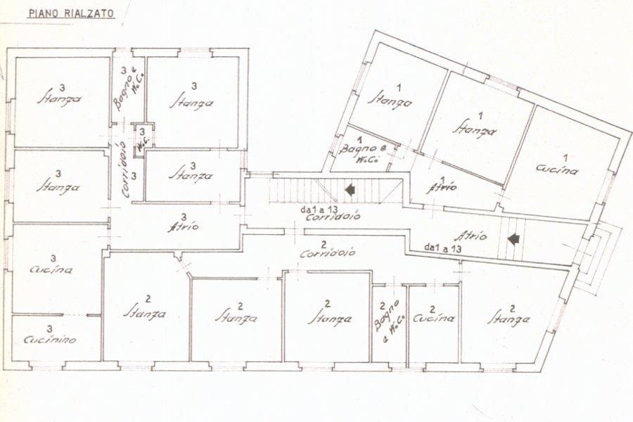 Piano di divisione in porzioni materiali ufficio tavolare - Ufficio tavolare di gorizia ...